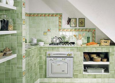 выбираем плитку на кухню