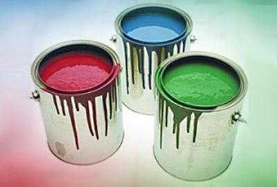 Краски лучше выбирать на водяной основе