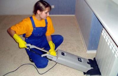 Специалисты почистят ковролин максимально эффективно