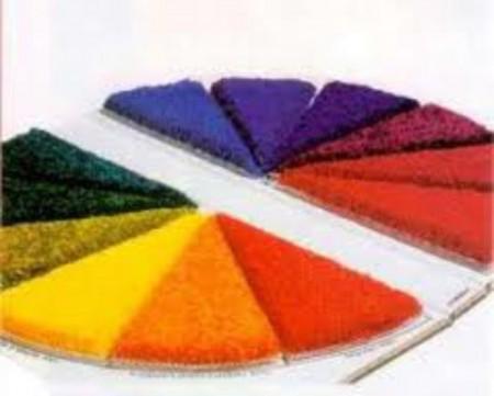 Материалы и цвета ворса ковролина