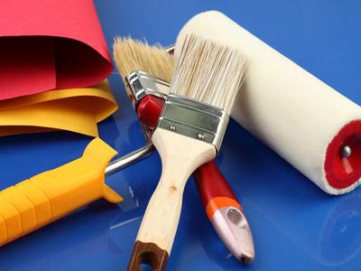 Покраска бетонного и деревянного пола своими руками