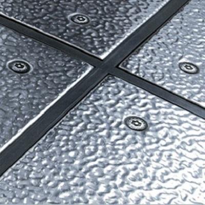 Напольная плитка под металл