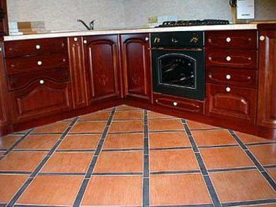 Напольная плитка должны быть устойчивой к повреждениям