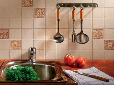 Настенная плитка должна противостоять воздействию химических веществ