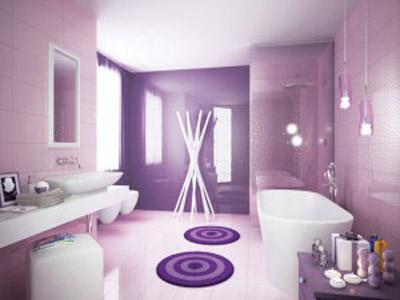 Фиолетовые цвета оказывают двойственное воздействие