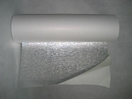 Фольгированная пленка для теплоизоляции