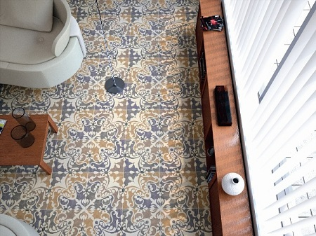 Необычная керамическая плитка
