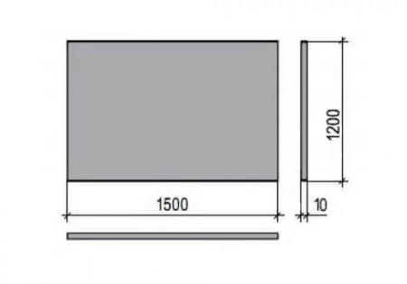 Размеры стандартного листа гвл