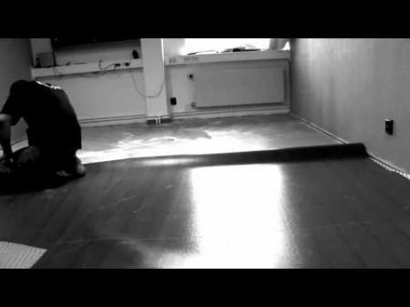 Рулонный виниловый пол