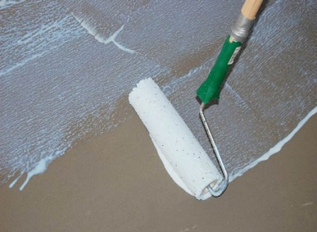 Грунтовка бетонного пола