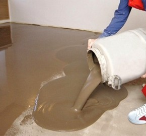 Подготовка бетонного пола к укладке ламината