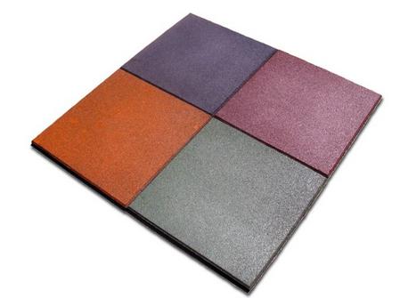 Резиновое напольное покрытие для гаража: технические показатели и правила монтажа